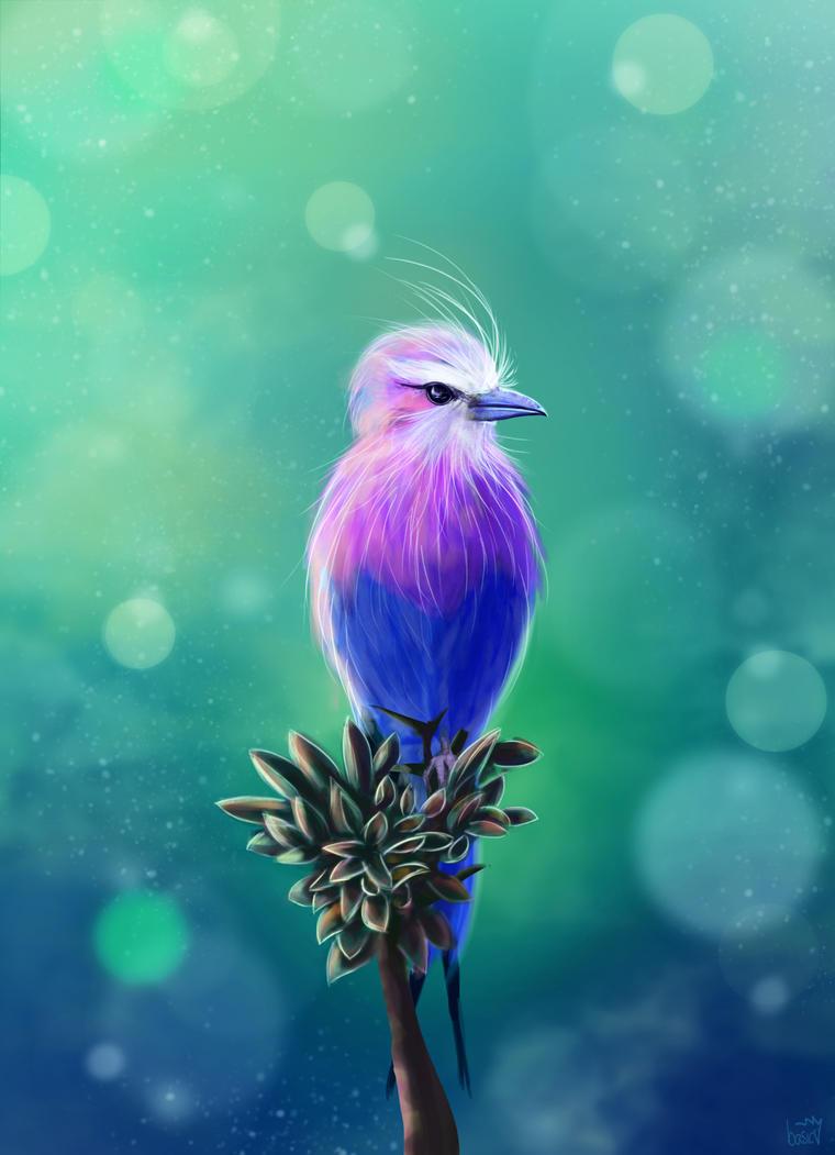 Birdy by AlivBonano