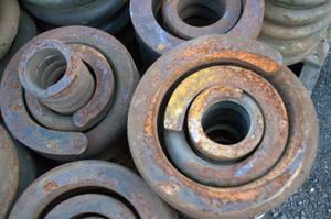 Spiral Corrosion by FractalCrackhead