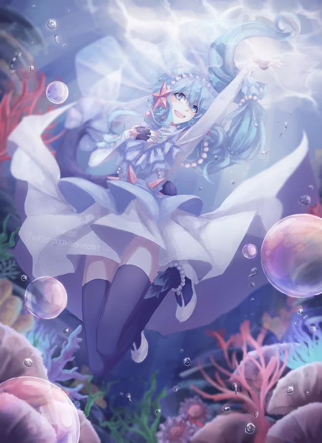 Primarina Gijinka by Saiivee