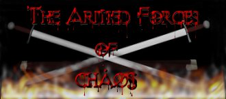 Armed Forces of Chaos by SexyKRock81