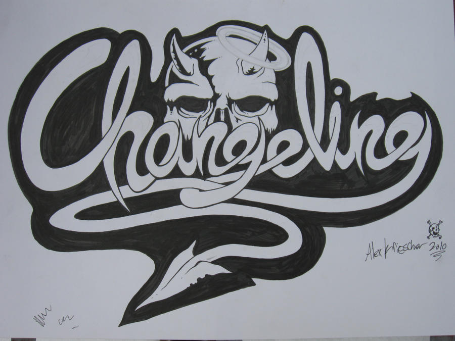 Changeling logo. by Kriescher138