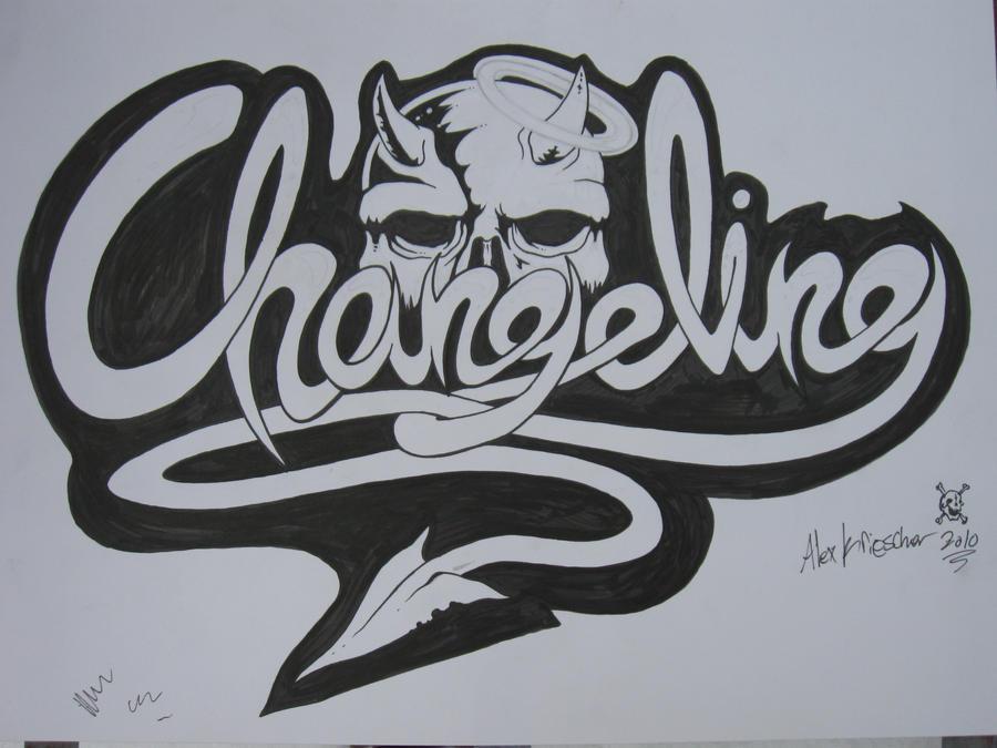 Changeling logo. by Kriescher138