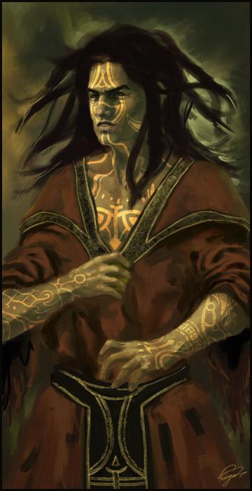 Warlock by godofwar