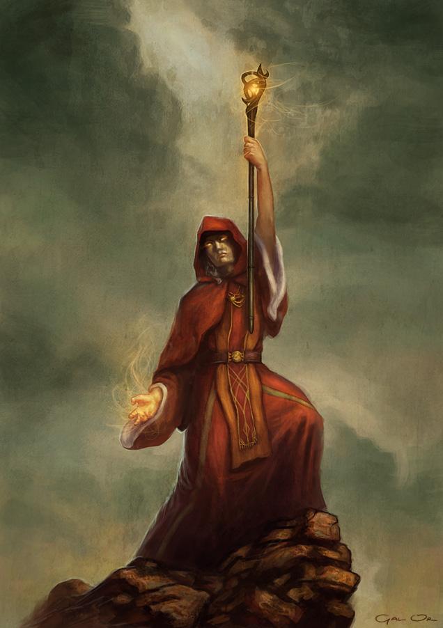 Noob Mage By Joshcorpuz85 Female Druid Witch Sorceress: [NikaNika] The Next Step