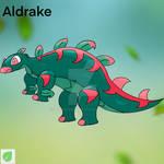 #99 - Aldrake by Sunnyven1