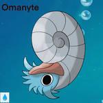 #61 - Prehistoric Omanyte