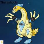#129 - Therashock by Sunnyven1