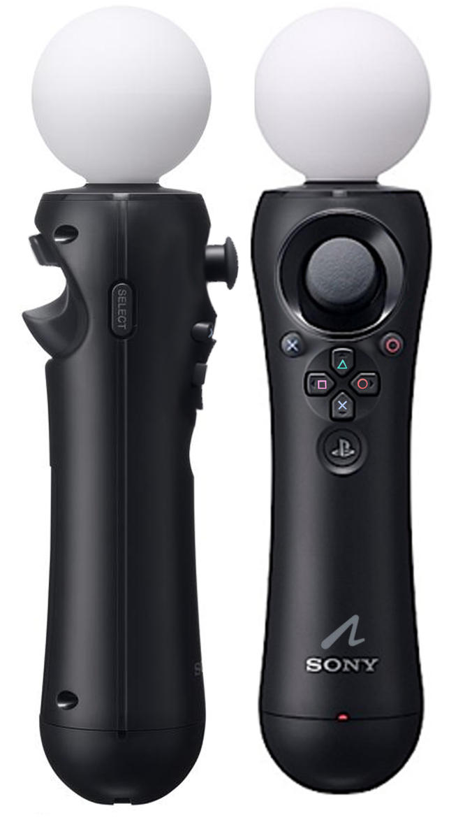 perfect ps move controller by ryodestined on deviantart. Black Bedroom Furniture Sets. Home Design Ideas