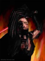 Dark Rage by Sketchy-Stories