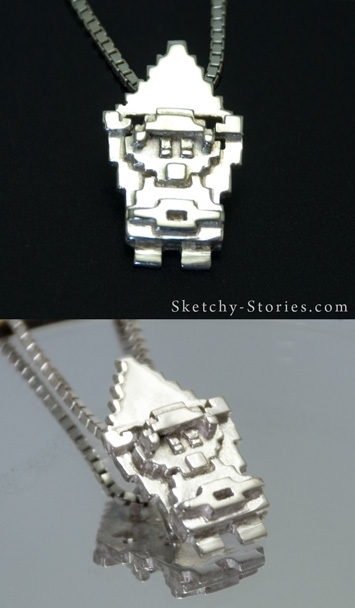 Link Pendant by Sketchy-Stories