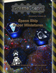 SpaceShip-Paper-Miniatures-Cover by Digger2000