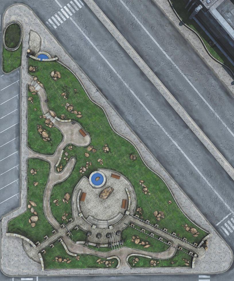 [DramaScape] Urban Park