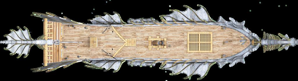 Dragon Ship VTT by Digger2000