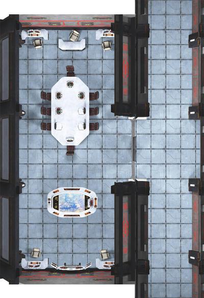 Tactical Room VTT by Digger2000
