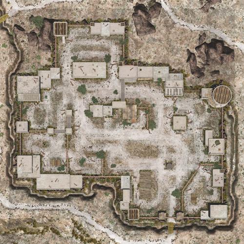 [DramaScape] Arabian Fortress 02