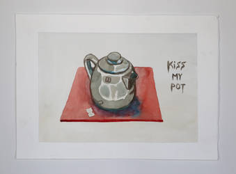 kiss my pot#1 by xalumist