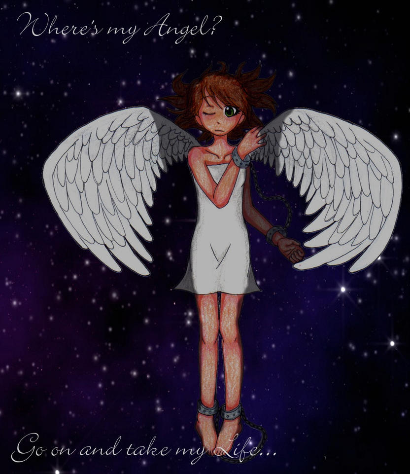 Where's My Angel? by OutskirtsOfInsanity