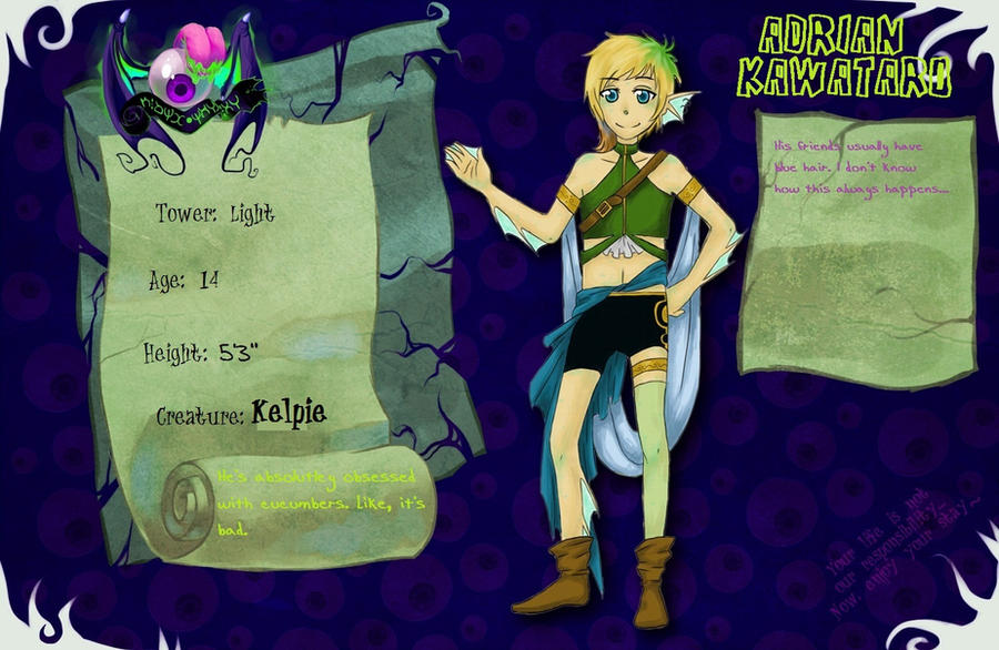 Adrian Ref Sheet Update Update By OutskirtsOfInsanity On