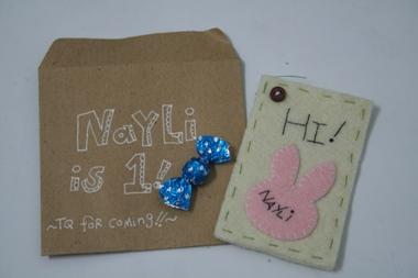 Nayli's birthday by MummyNayli