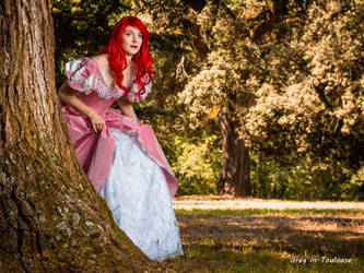 Ariel is a princess by NeaCosplay