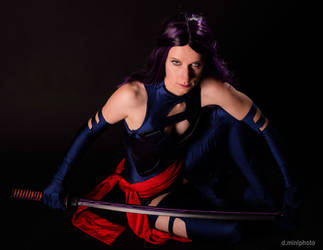 Psylocke by NeaCosplay