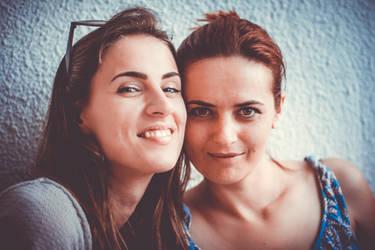 Anna and Millena by mrznovce