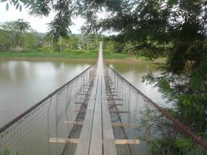 A Village Bridge