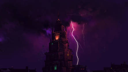 Lightning by BisBiswas
