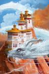 Sacred Dragon