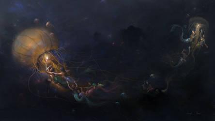 Mermaidia by BisBiswas