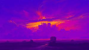 Firery Twilight