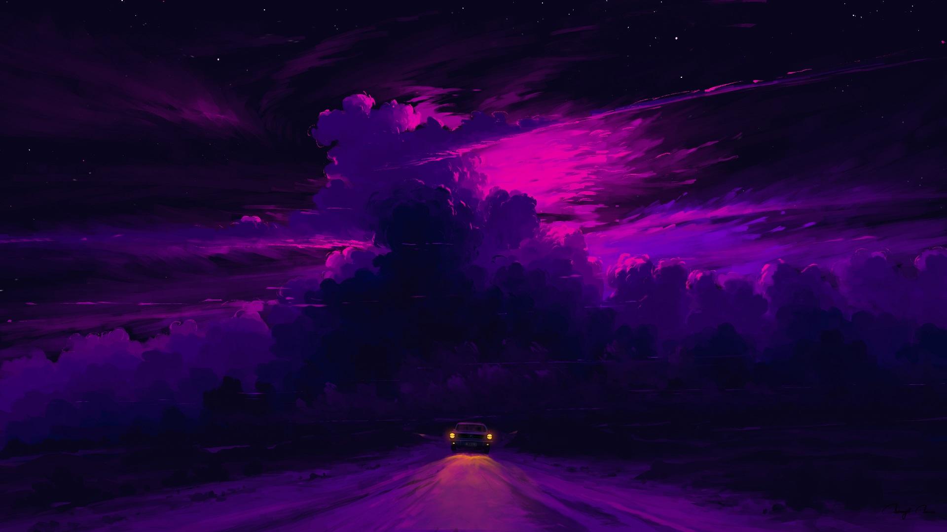 Driving Alone