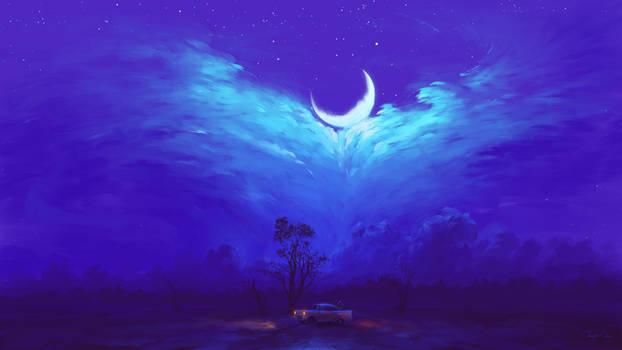 Moon Blaze