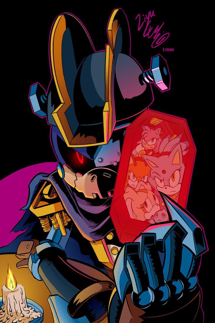 Captain Metal In Colour By Liyuconberma by leonarstist06