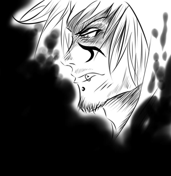 Random Oc Quick Sketch by Dex91