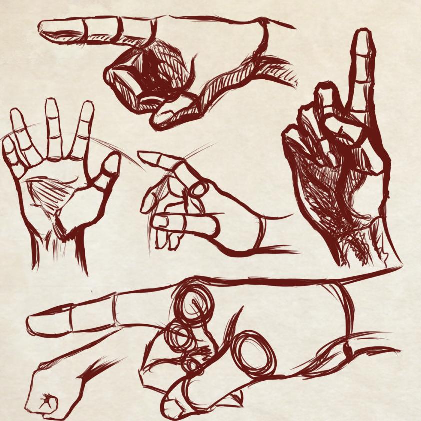 Quick Hands Practice - MOAR! by Dex91