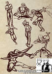 It's poses time! [Usable as References]