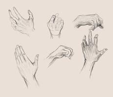 Bunch O' Hands by Dex91