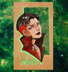 Wanda - Space by byYorik