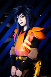 Extreme Ghostbusters - Kylie Griffin - Cosplay_3 by byYorik