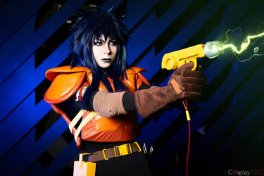 Extreme Ghostbusters - Kylie Griffin - Cosplay_4 by byYorik