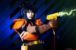 Extreme Ghostbusters - Kylie Griffin - Cosplay_4