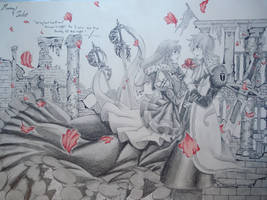 Romeo X Juliet by ruiny2