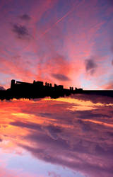 Urban Sunset 00 by d1n3