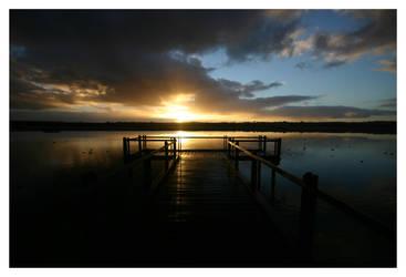 beautiful dawn by lightandshadow