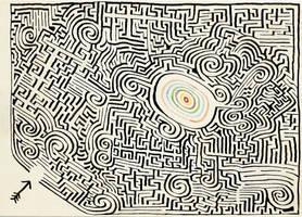 Maze by coshipi
