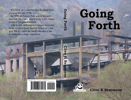 Going Forth Cover