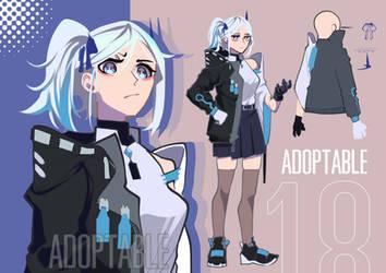 Adoptable--- (close) 18 by kaensak