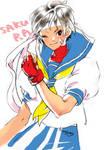 street fighter -SAKURA-