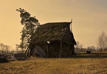 Old Barn by Piurek